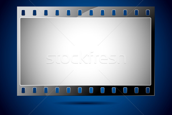 Film Strip Stock photo © vectomart