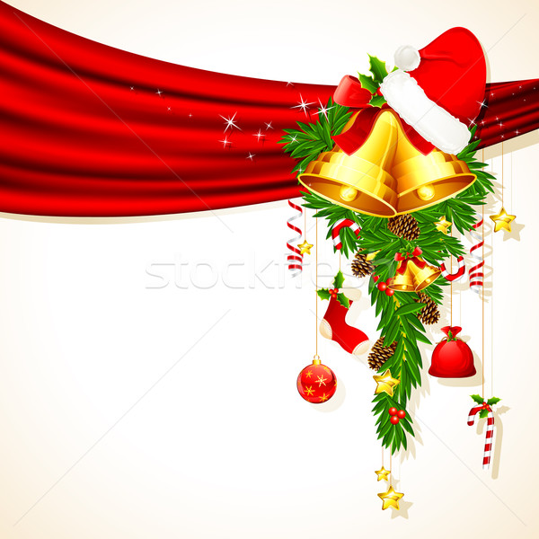 Christmas Decoration Stock photo © vectomart