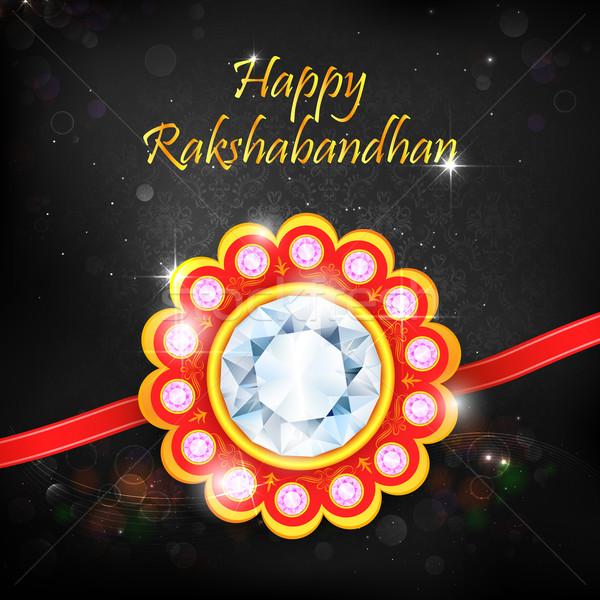 Raksha Bandhan Stock photo © vectomart