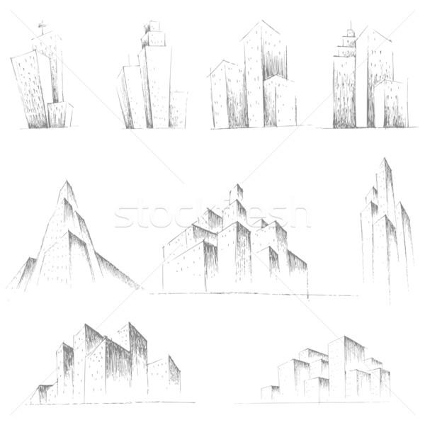 Building Stock photo © vectomart