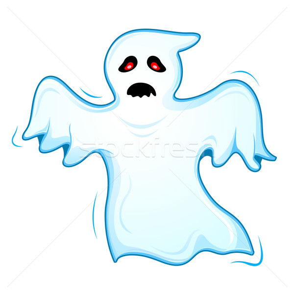 Flying Ghost Stock photo © vectomart
