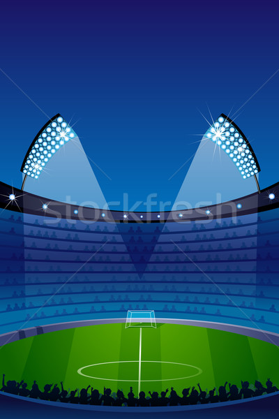 Stadium Stock photo © vectomart