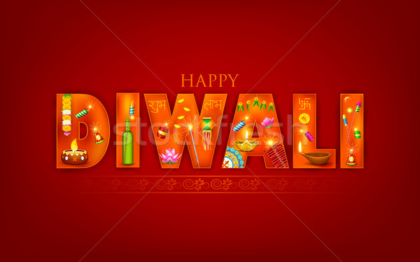 Diwali Stock photo © vectomart