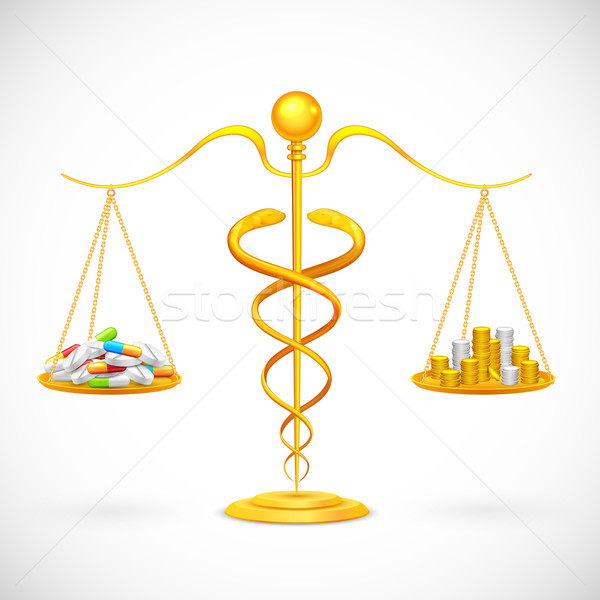 Medical Expenses Stock photo © vectomart