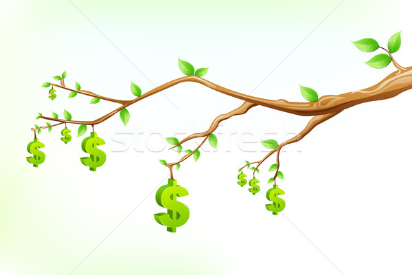 Dollar Tree Stock photo © vectomart