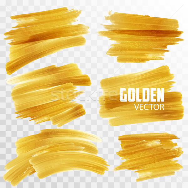 Shiny Glamorous Glittering Gold texture background Stock photo © vectomart
