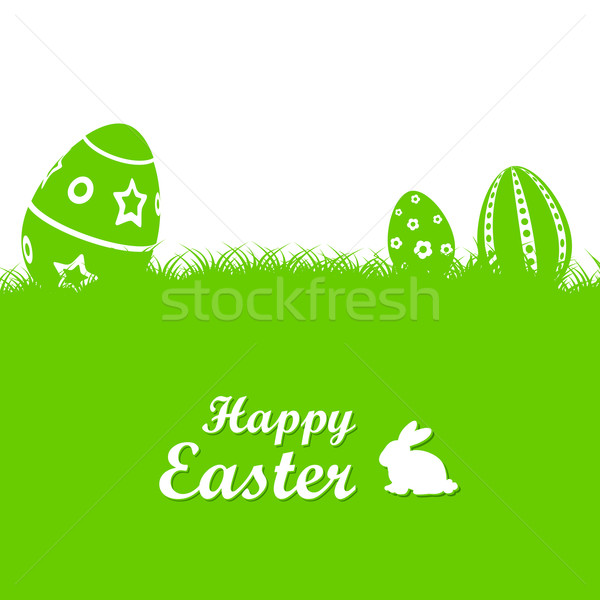 Easter Background Stock photo © vectomart