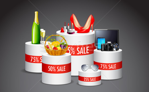 Product Sale Stock photo © vectomart