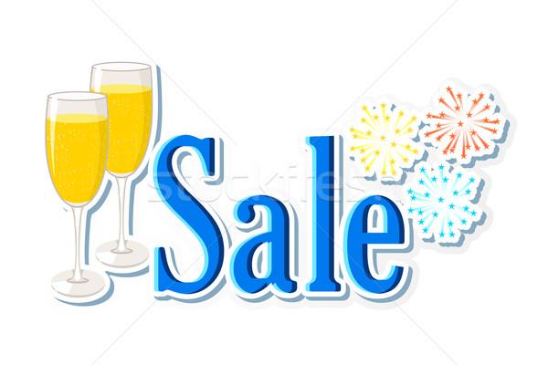 Festive Sale Stock photo © vectomart