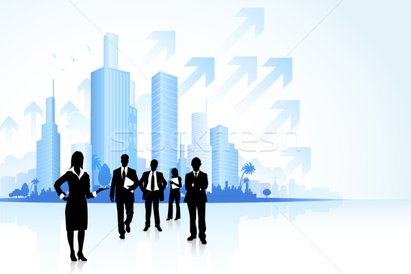 Business People Stock photo © vectomart