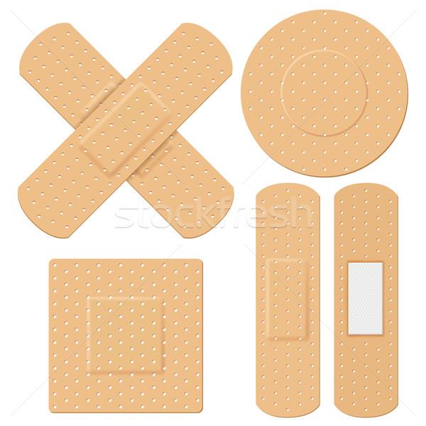 Medical Bandage Stock photo © vectomart