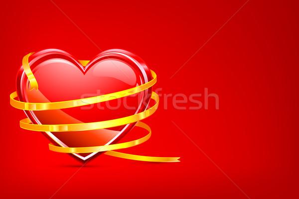 Valentine Card Stock photo © vectomart