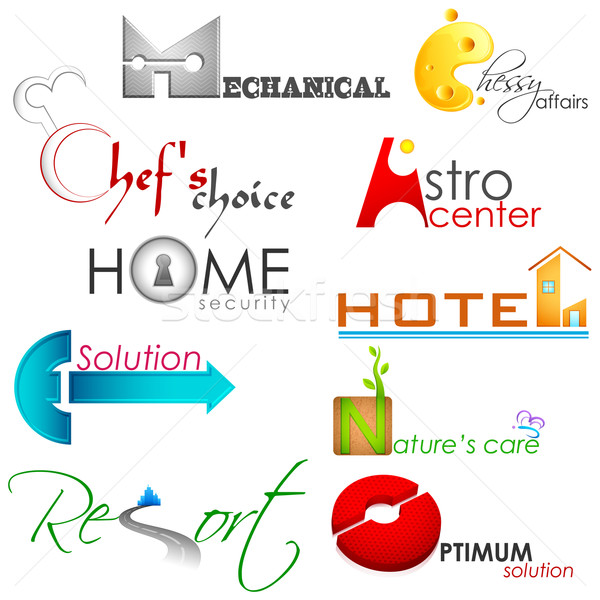Designing Symbol Stock photo © vectomart