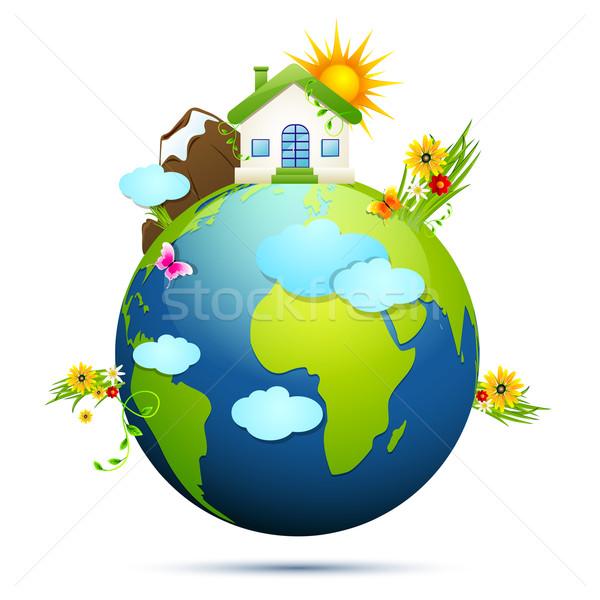 Clean Earth Stock photo © vectomart
