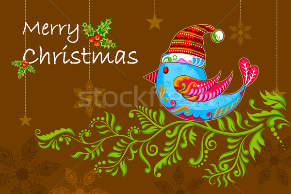 Christmas holiday background Stock photo © vectomart