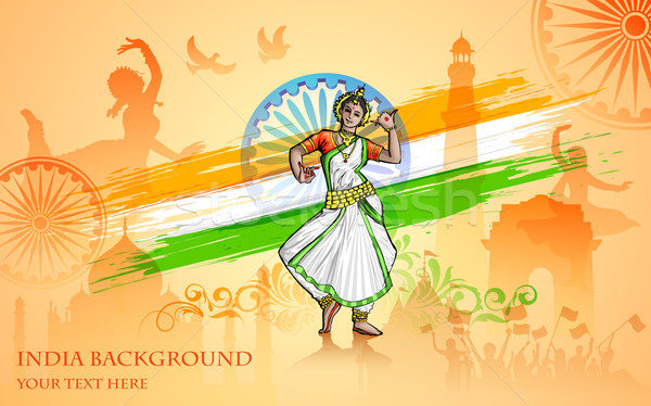 Culture of India Stock photo © vectomart