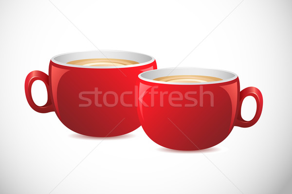 Coffee Cup Stock photo © vectomart