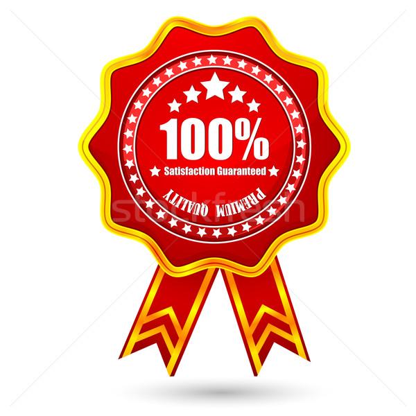 Premium Quality Badge Stock photo © vectomart