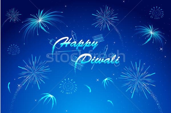 Diwali Wish Stock photo © vectomart