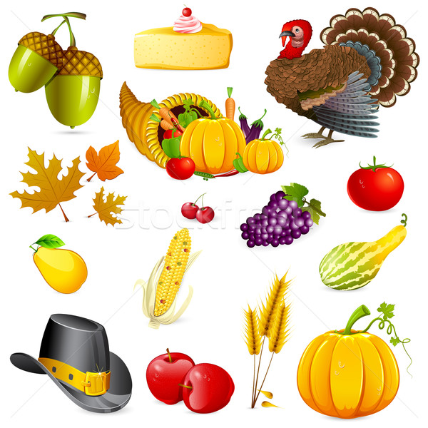Thanksgiving Stock photo © vectomart