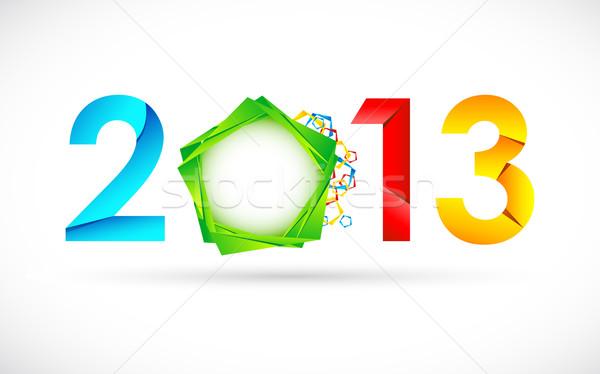 Happy New Year Stock photo © vectomart