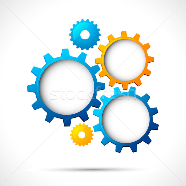 Abstract Web design Stock photo © vectomart