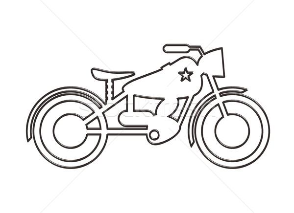 икона искусства иллюстрация вектора Сток-фото © vector1st