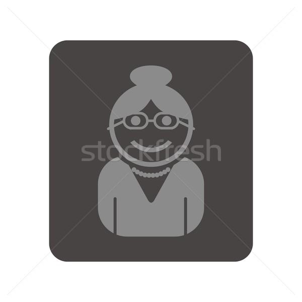 アバター 肖像 画像 アイコン ベクトル グラフィック ストックフォト © vector1st