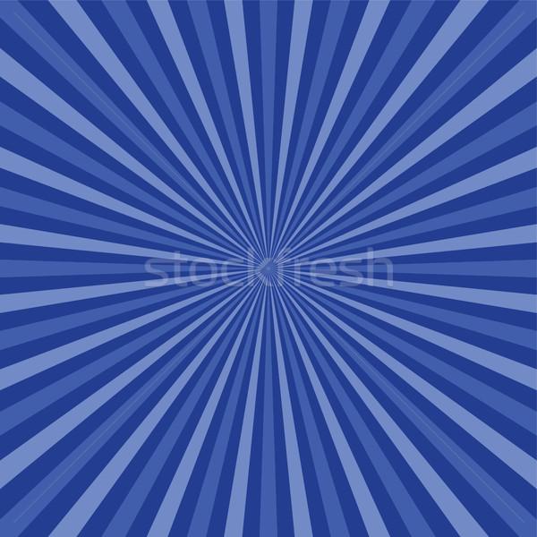 popular ray star burst background vintage Stock photo © vector1st
