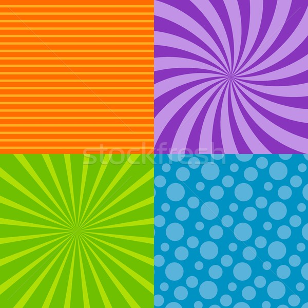 background seamless pattern Stock photo © vector1st