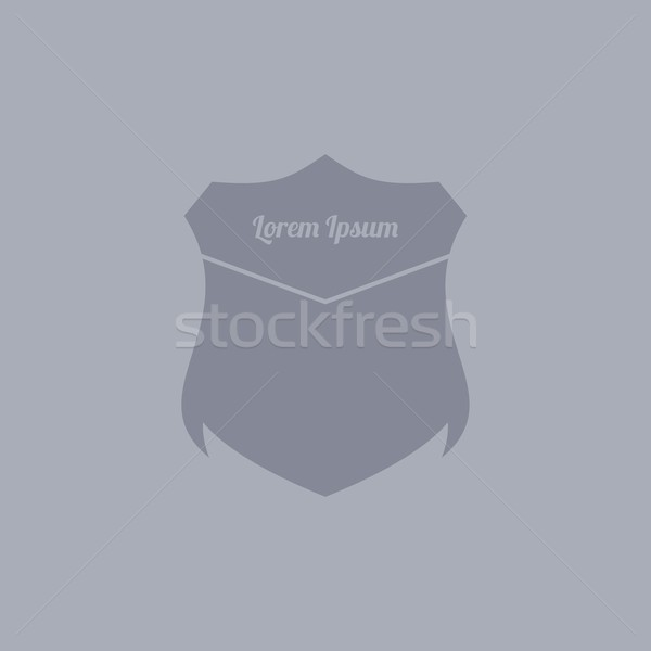 art shield Stock photo © vector1st