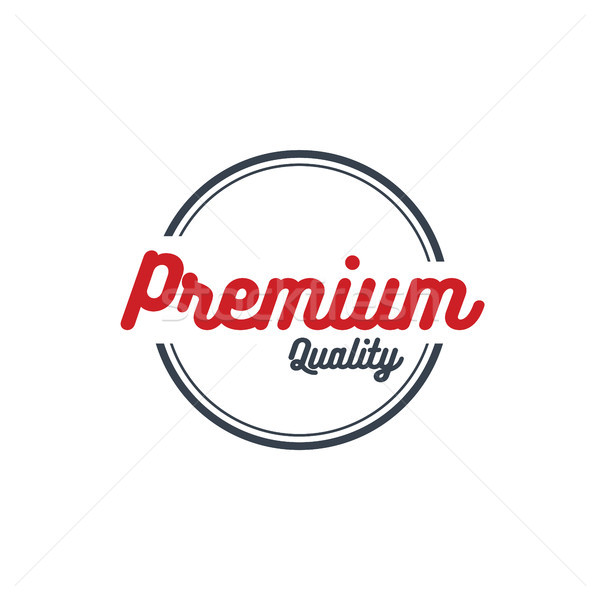 Quality guarantee label vector illustration Stock photo © vector1st