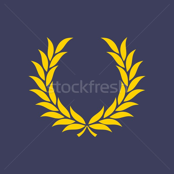 wreath Stock photo © vector1st