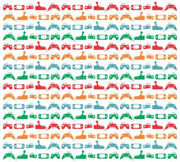 パターン 芸術 ベクトル グラフィック デザイン 実例 ストックフォト © vector1st