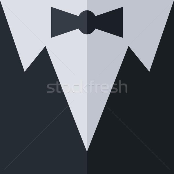tuxedo Stock photo © vector1st