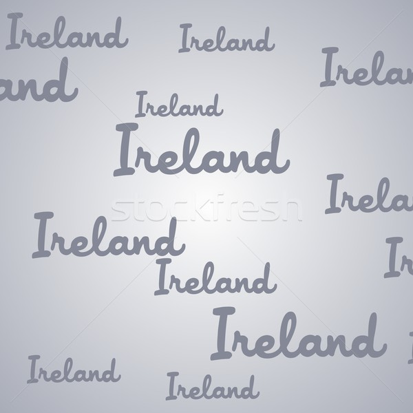 ireland art background Stock photo © vector1st