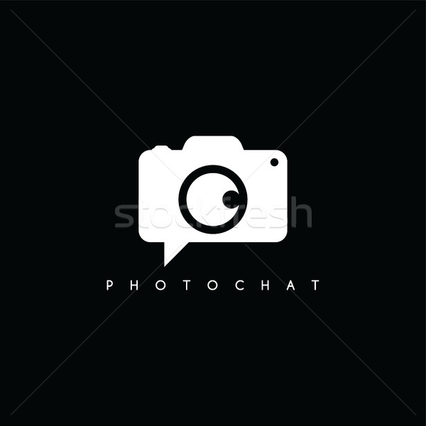 photography symbol theme Stock photo © vector1st