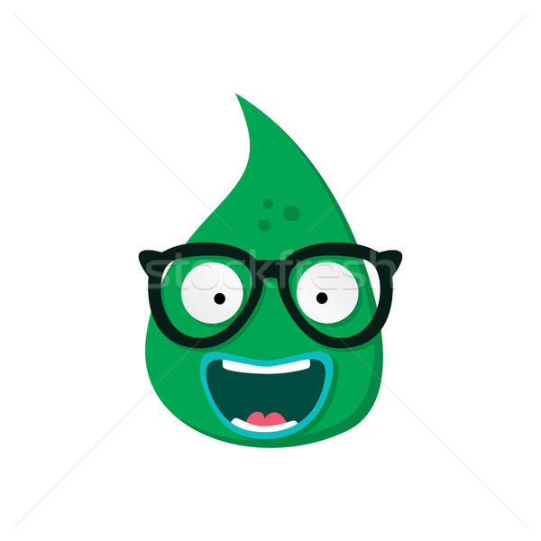 cute adorable ugly scary funny mascot monster Stock photo © vector1st