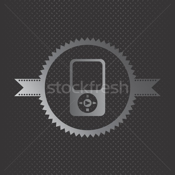 game console theme Stock photo © vector1st