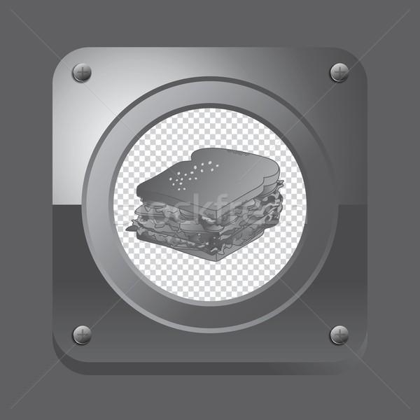 食品 ドリンク グラフィック 芸術 デザイン コーヒー ストックフォト © vector1st