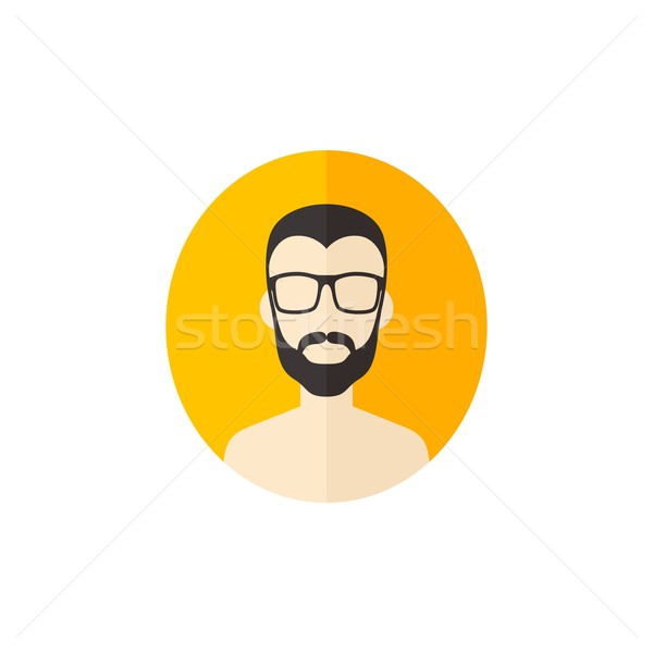 человека Аватара пользователь фотография Сток-фото © vector1st