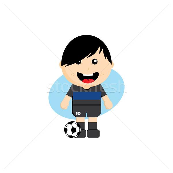 группа команда футбольный турнир Россия вектора искусства Сток-фото © vector1st