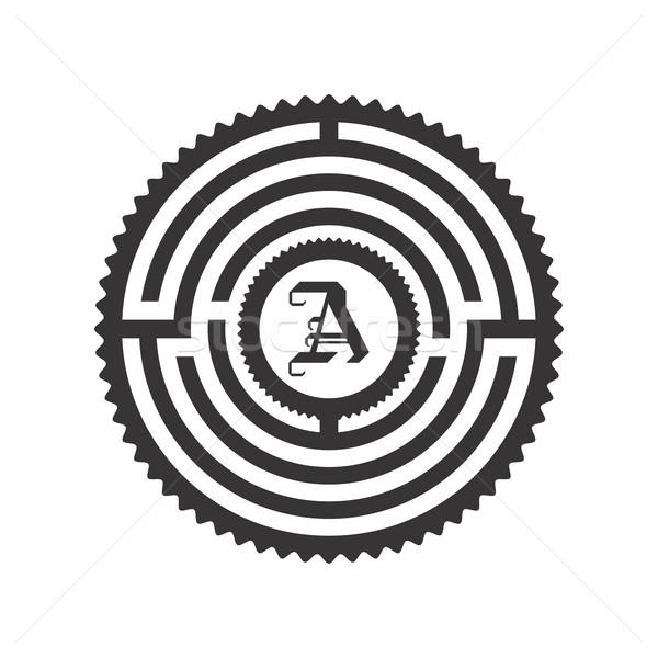 Művészet illusztráció alkotóelem vektor grafikus terv Stock fotó © vector1st
