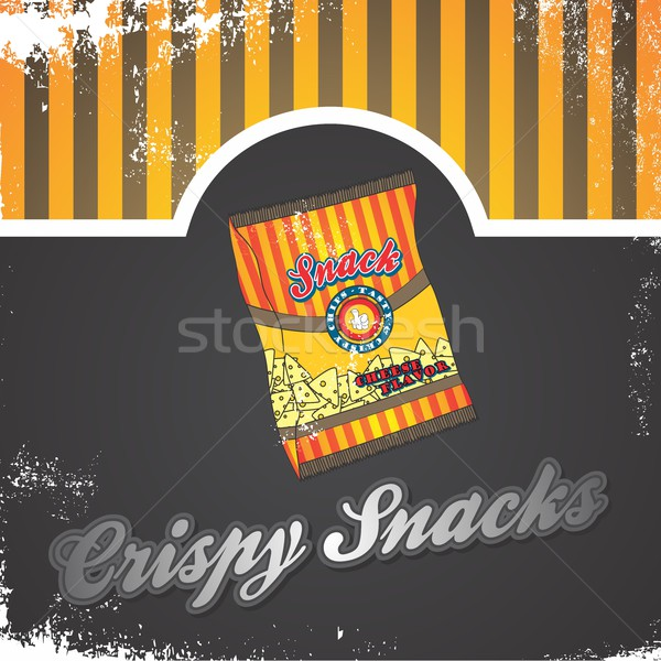 Voedsel drinken vector grafische kunst Stockfoto © vector1st