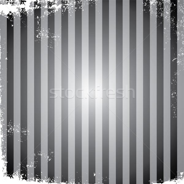 Dunga spart cadru epocă Imagine de stoc © vector1st