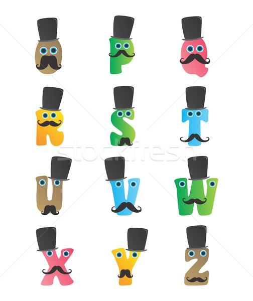 monster character Stock photo © vector1st