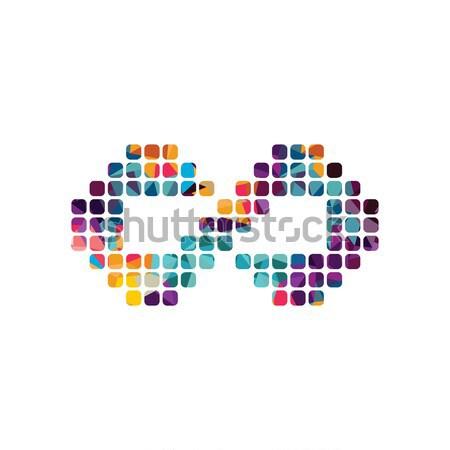 無限 ロゴタイプ ベクトル 芸術 実例 ストックフォト © vector1st