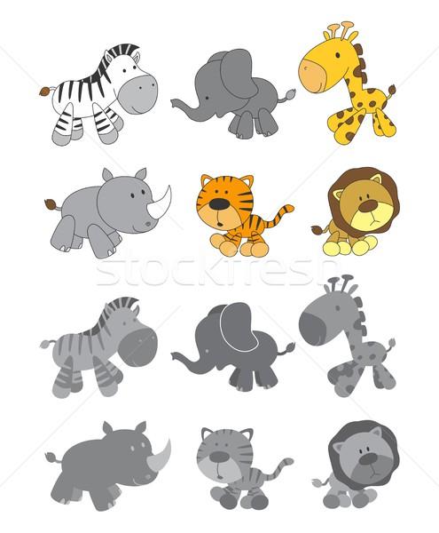 illustration art Stock photo © vector1st