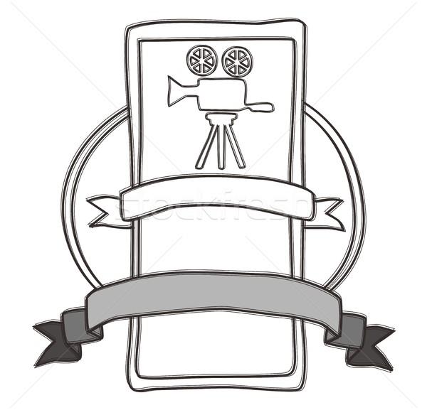 ボタン アイコン ベクトル グラフィック 芸術 デザイン ストックフォト © vector1st
