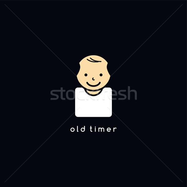avatar portrait profile picture Stock photo © vector1st